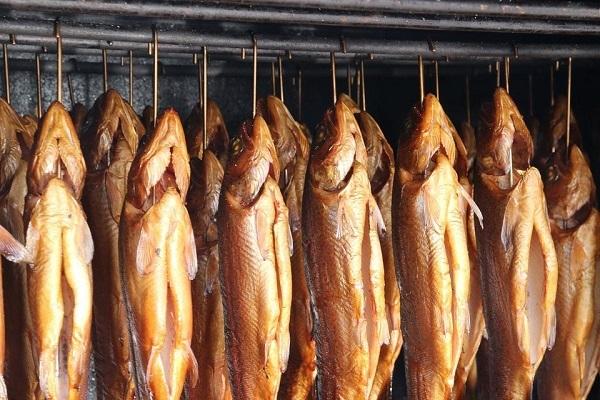 Женщина из Барабинска побила полицейского рыбой