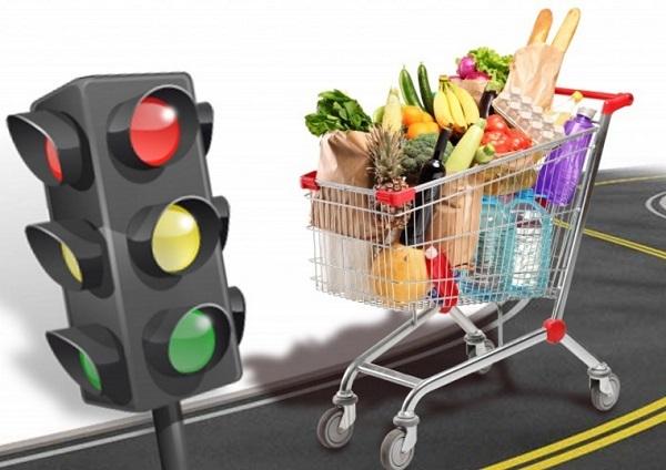 Осенью в магазинах появятся продукты с трехцветной маркировкой