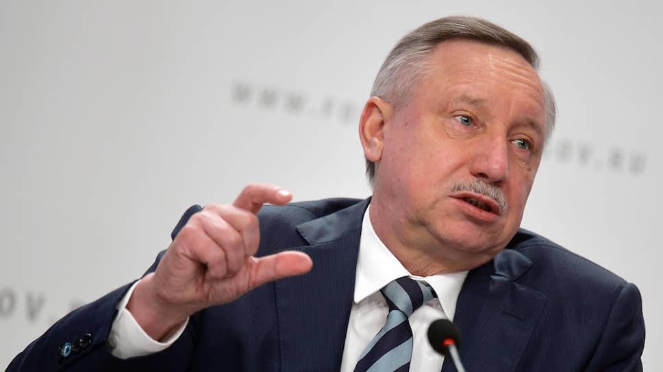 Деятельность Беглова стали чаще освещать связываемые с Пригожиным СМИ