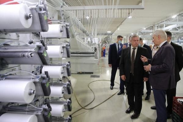 В Ростовской области подвели итоги развития региона