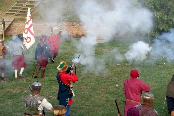 В Азове в 15 раз отметили подвиг казаков в 1641 году