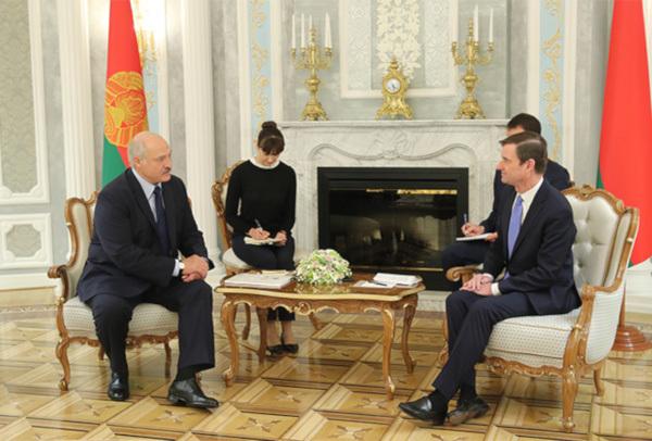 Лукашенко: Белоруссия планирует развивать отношения с Вашингтоном