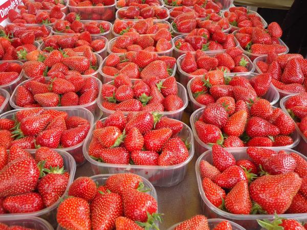 В Австралии опять находят в ягодах и фруктах швейные иголки
