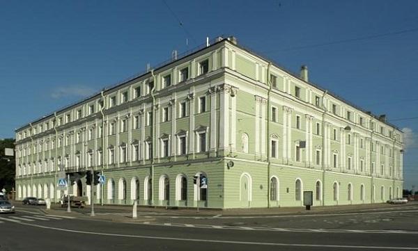 Дом Ахматовой в Санкт-Петербурге превратят в пятизвёздочный отель