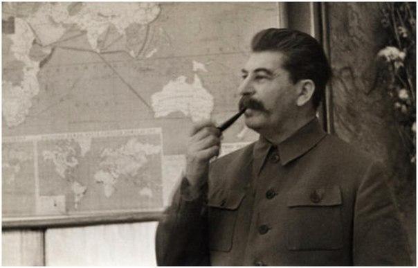 Интервью И. В. Сталина газете