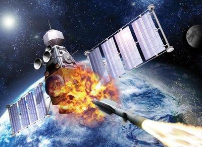 США обвиняют Россию в испытаниях противоспутникового оружия в космосе