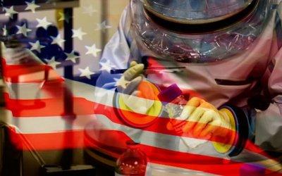 Количество заболевших от коронавируса в США - более четырех миллионов