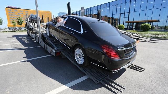 Рынок новых люксовых авто в России вырос на 1,4%
