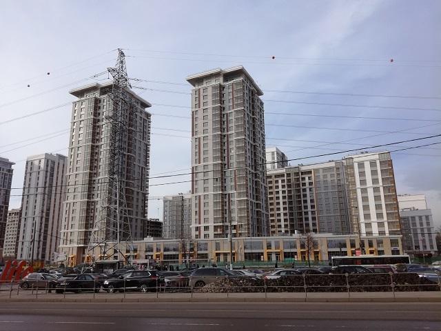 Предложение квартир с отделкой в новостройках ТиНАО выше, чем в старых границах города