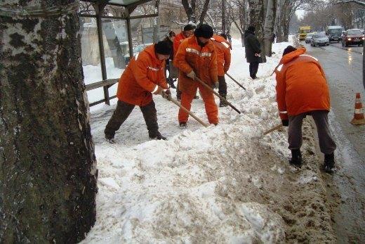 Коммунальные службы заплатят 5 млн за нечищенный снег