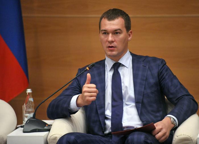 Дегтярёв возьмёт ипотеку, чтобы купить квартиру в Хабаровске