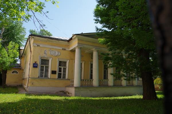 В Москве стартовала реставрация Дома классиков
