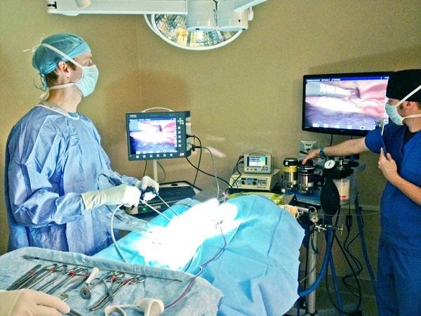 Оренбургские врачи используют новый метод лечения кишечника