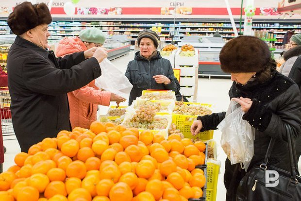 Супермаркеты повысили цены на новогоднюю группу товаров