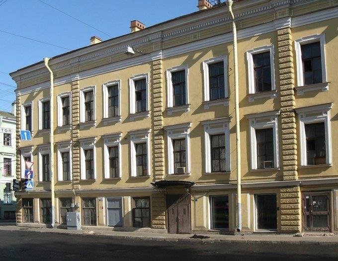Дом Челищева в Петербурге сдадут под отель