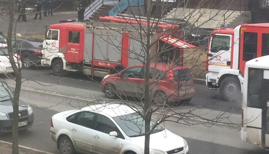 В Санкт-Петербурге отключили от газа дом на Полтавской из-за угрозы взрыва