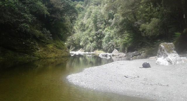 В Новой Зеландии можно купить реку