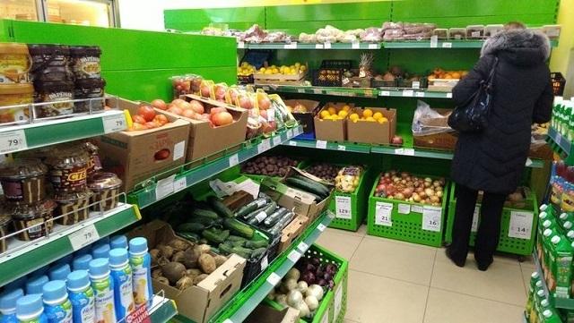 Руспродсоюз сообщил о росте цен на продукты в России с первого квартала
