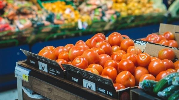 На продуктовом рынке цены выросли в среднем на 0,9%