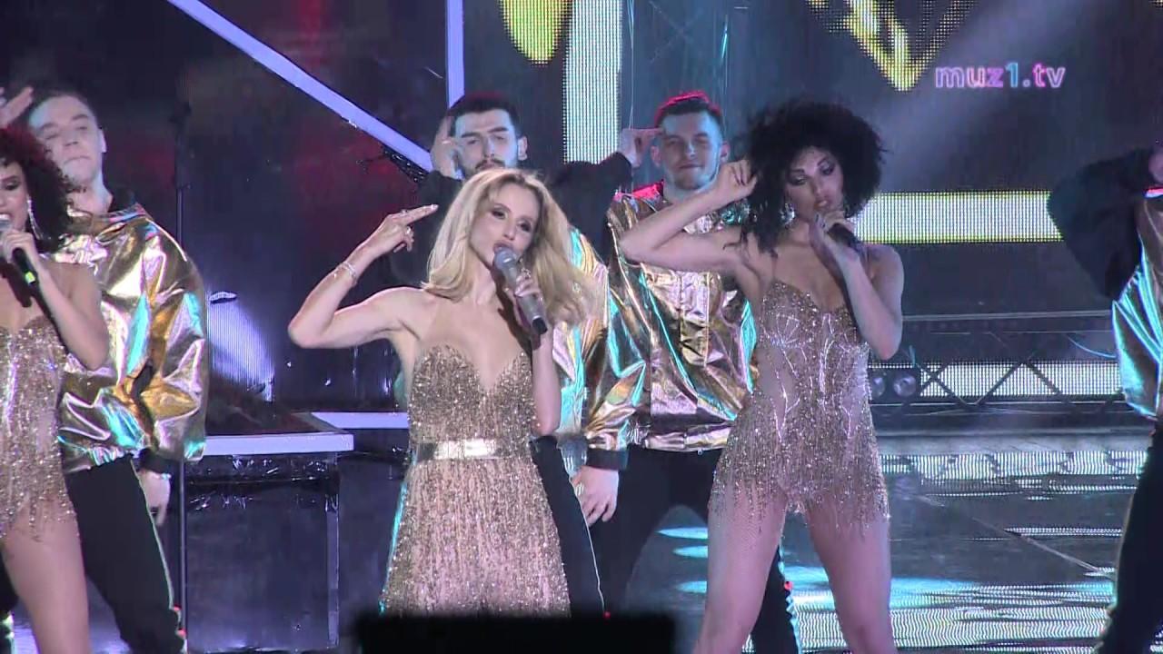 Лобода показала поклонникам полученные во время концертов травмы