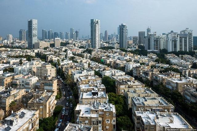Тель-Авиву передали ключ