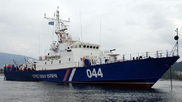 В российских водах поймали японских браконьеров