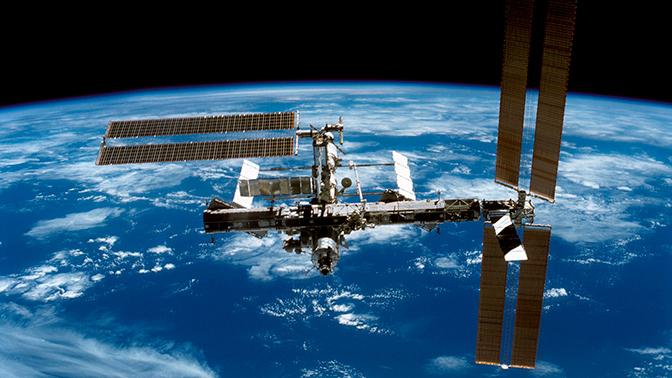 Американские астронавты МКС могут остаться без туалета на неделю