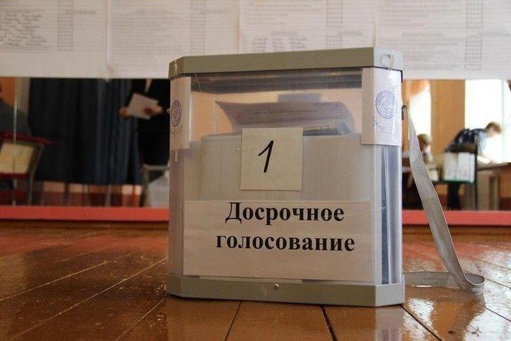 На досрочных выборах в Гордуму Читы победил Александр Щебеньков