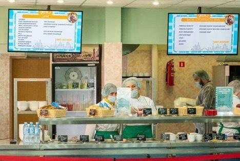 В регионах будет востребован московский опыт организации питания в школах