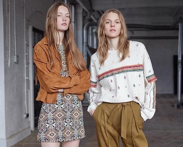 Zara предлагает новую коллекцию платьев