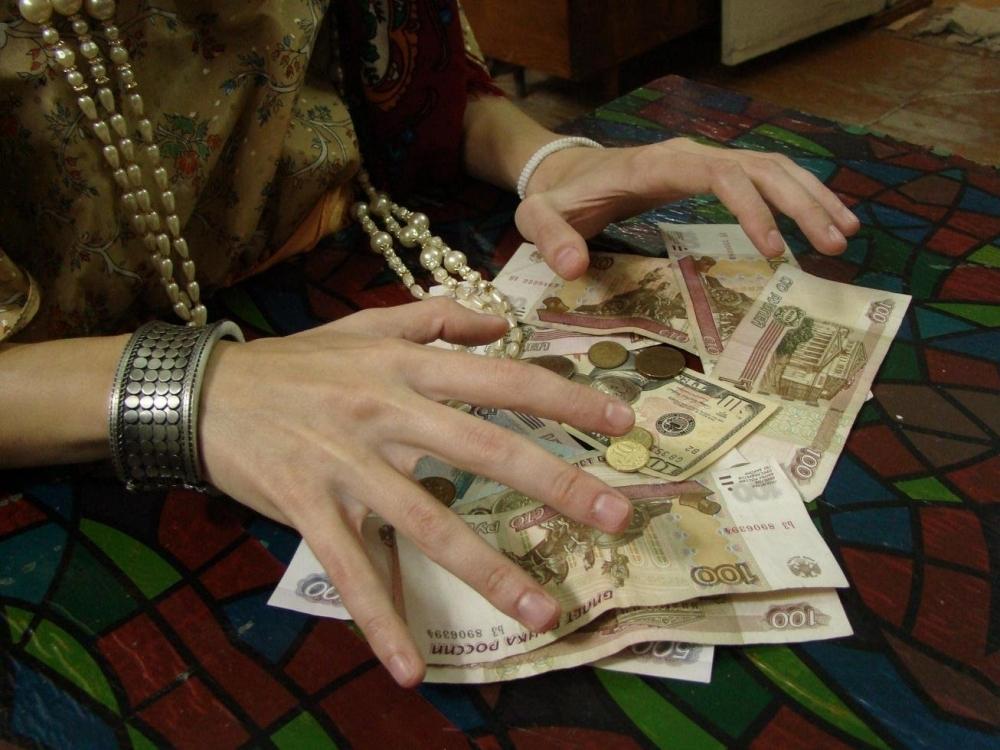 Пенсионеры отдали 300 тыс. рублей