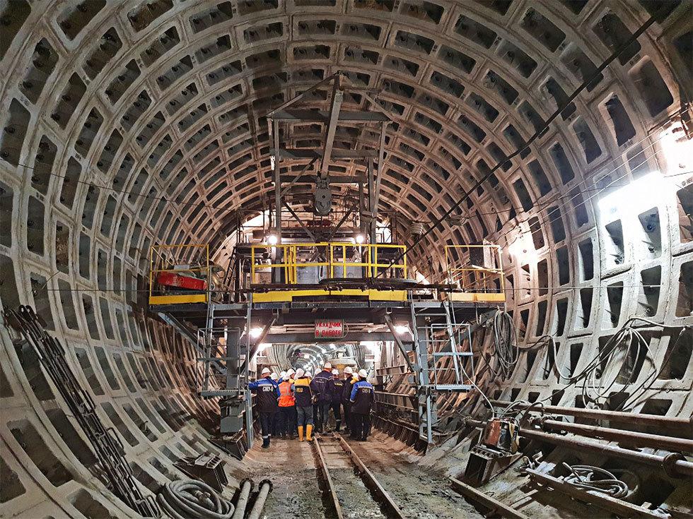 На ПМЭФ определят транспортную архитектуру мегаполиса