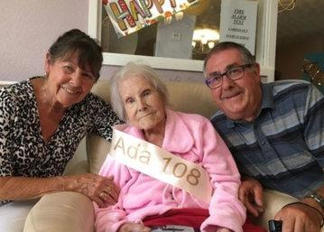 108-летняя жительница Англии раскрыла тайну своего долголетия