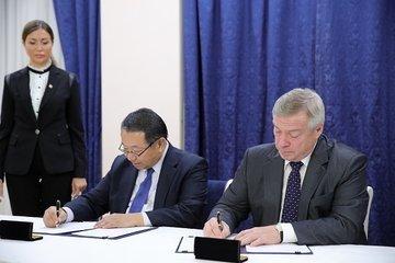 Ростовская область и Япония готовы плодотворно сотрудничать