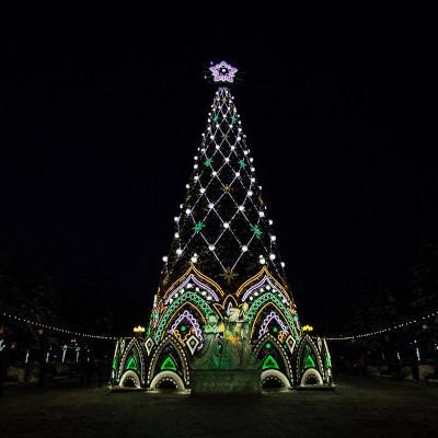 На украшение Кирова к Новому году будет потрачено более 14 млн рублей