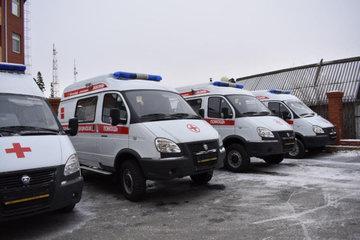 В Липецкой области пациентка выпала из скорой помощи