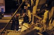 В Испании произошло сильное землетрясение