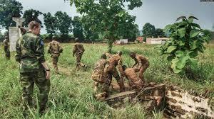FACA готовится освободить город Берберати от боевиков на западе ЦАР