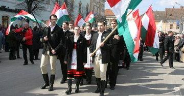Украинских венгров призвали защитить от местных националистов