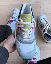 Aime Leon Dore x New Balance 997: кроссовки родом из 90-х