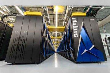 Самый мощный в мире компьютер запущен в США