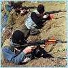 В горах Чечни боевики напали на колонну с милиционерами