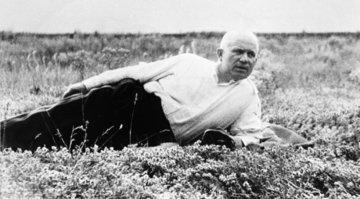 Хрущев подписал постановление о строительстве канала за две форели