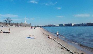 Петербург снова не готов к пляжному сезону