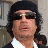 Каддафи сыграл с чемпионом в