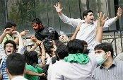 Иранская полиция устроила стрельбу по сторониикам оппозиции