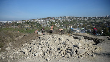 Археологи обнаружили в Крыму уникальную древнюю башню