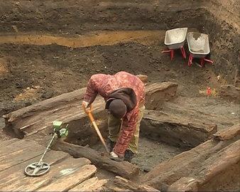 В Костроме найдены уникальные находки эпохи Средневековья