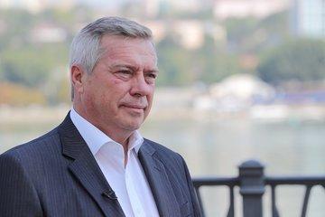Василий Голубев поздравил горожан Ростова-на-Дону с важной датой
