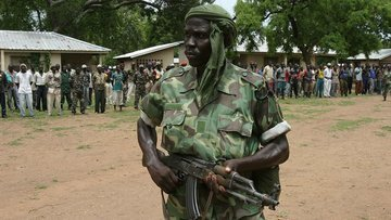 Страны Запада защищают боевиков для дестабилизации ситуации в ЦАР